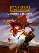 Castles & Crusades Monsters & Treasure