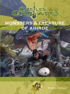 Castles & Crusades Monsters & Treasure of Aihrde
