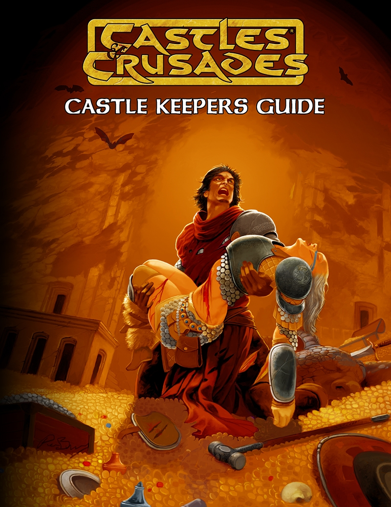 Castles & Crusades Castle Keepers Guide