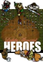 Light Armored Heroes Tokens