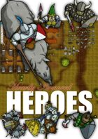Heavy Armored Heroes Tokens