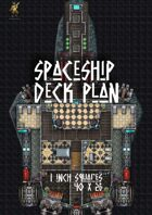 Spaceship Map - Stealth Dropship