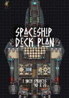 Spaceship Map - Stealth Dropship