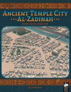 City Map: Ancient Temple City Al-Zadinah