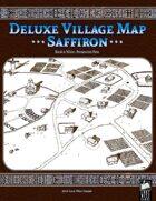 Deluxe Village Map: Saffiron
