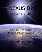Nexus D20 Player's Guide