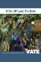 A Far Off Land - Pre-Order