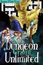 Dungeon Crawl Unlimited: Core Rules
