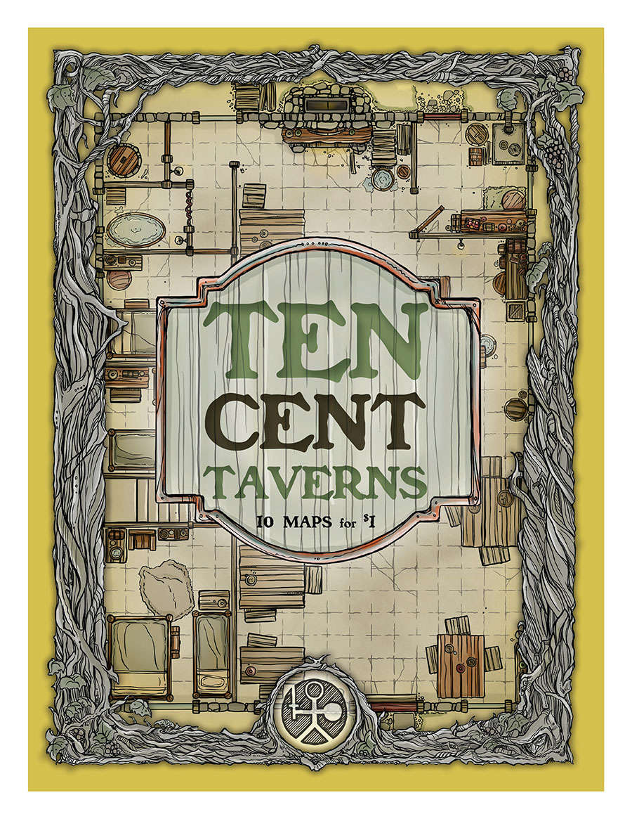 Ten Cent Taverns