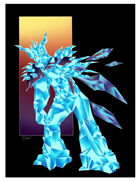 THC Stock Art: Ice Golem (.jpg)