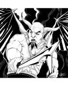 THC Stock Art: Daemon