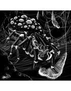 THC Stock Art: Giant Spider