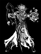 FANTASY B/W - Heroes & Monsters (16 pcs) [BUNDLE]