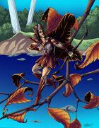 THC Stock Art: Autumn Ranger (jpg)