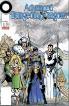 Advanced Dungeons & Dragons #1