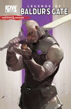 Dungeons & Dragons: Legends of Baldur's Gate #1