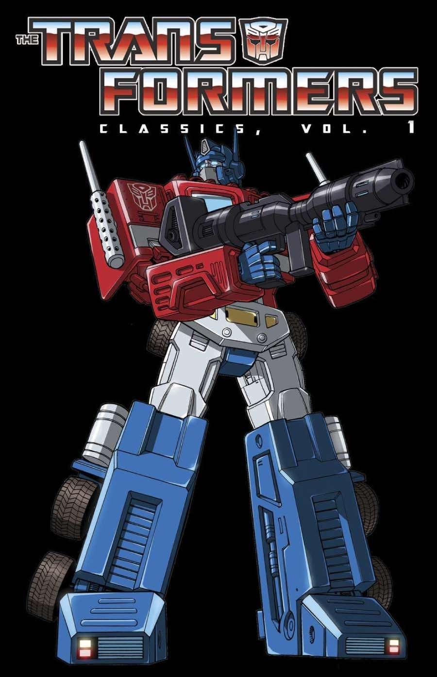 The Transformers Classics, Volume 1