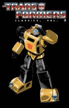The Transformers Classics, Volume 3