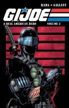 G.I. Joe: A Real American Hero Volume 3