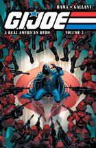 G.I. Joe: A Real American Hero Volume 5