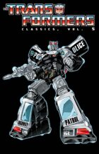 The Transformers Classics, Volume 5