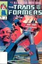 The Transformers: Classics #1