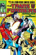 The Transformers: Classics #2