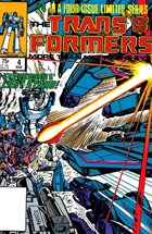 The Transformers: Classics #4