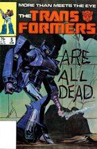 The Transformers: Classics #5