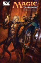 Magic: The Gathering: The Spell Thief #3