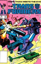 The Transformers: Classics #6