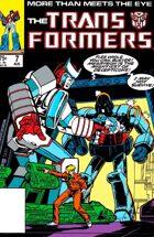 The Transformers: Classics #7