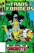 The Transformers: Classics #8