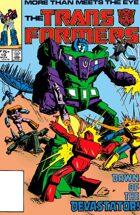 The Transformers: Classics #10