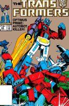 The Transformers: Classics #12