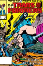 The Transformers: Classics #13