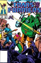 The Transformers: Classics #14