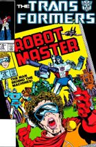 The Transformers: Classics #15