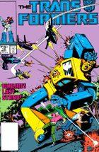 The Transformers: Classics #16
