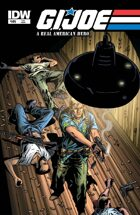 G.I. Joe: A Real American Hero #191