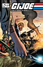 G.I. Joe: A Real American Hero #212