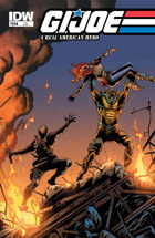 G.I. Joe: A Real American Hero #214