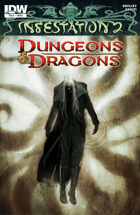 Dungeons & Dragons: Infestation II #1