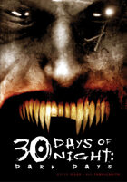 30 Days of Night: Dark Days Trade