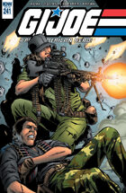 G.I. Joe: A Real American Hero #241