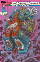 Transformers vs. G.I. Joe Volume 2