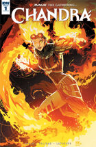 Magic: The Gathering: Chandra #1
