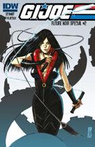G.I. Joe: Future Noir Special #2