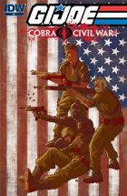 G.I. Joe: Cobra Civil War #0