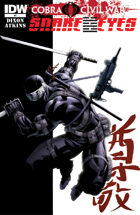 G.I. Joe: Snake Eyes (2011-2013) #2